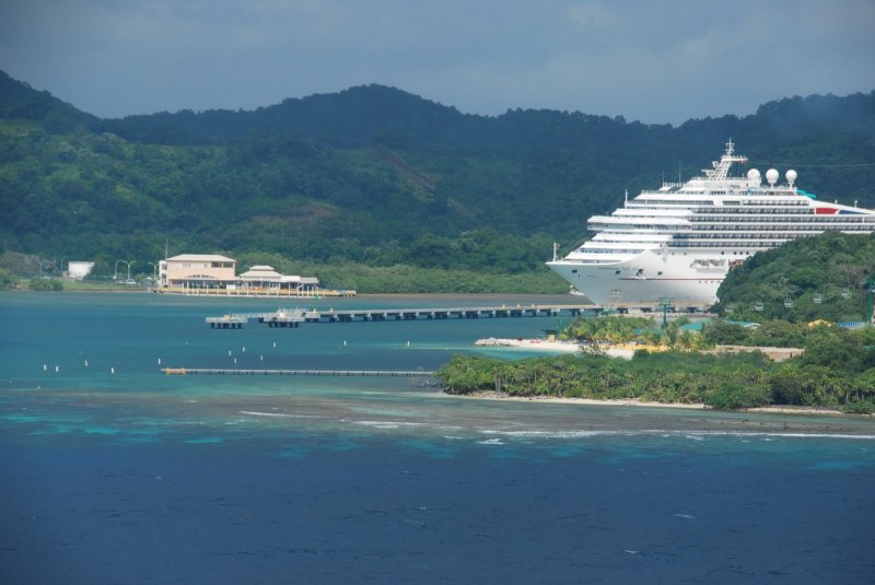 Roatan Honduras Cruise Ship Port