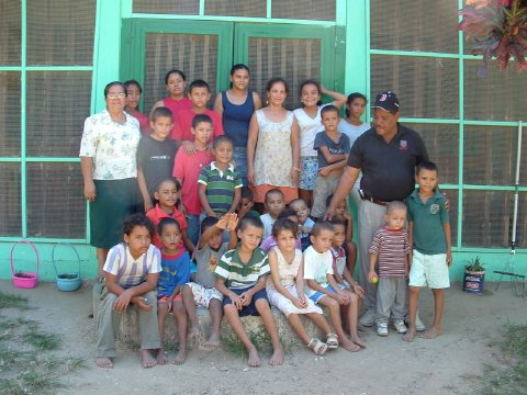 Roatan Orphanage - Roatan Cruise Ship Excursion